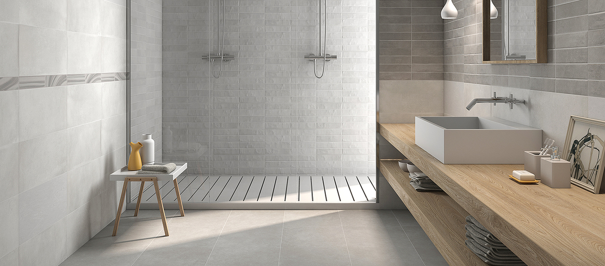 Inspirations metropol ceramica for Azulejos relieve bano